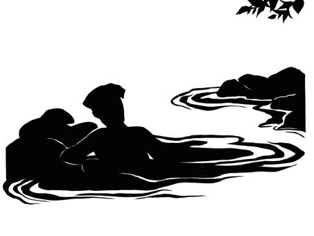 戶外浴池2
