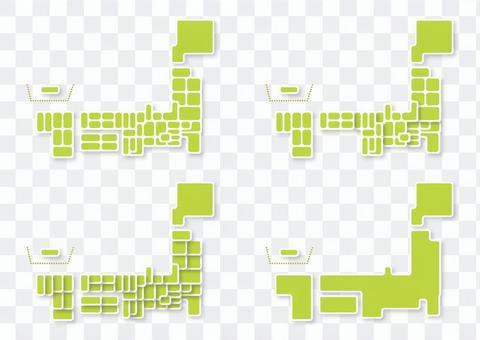 Image of Japan map _ 0004
