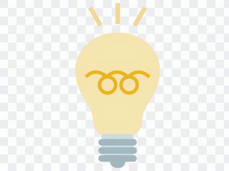 Light bulb _ icon