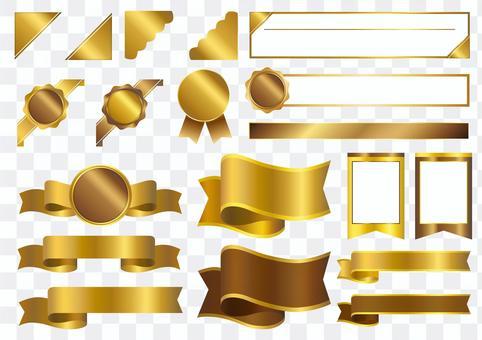 Decoration _ Gold