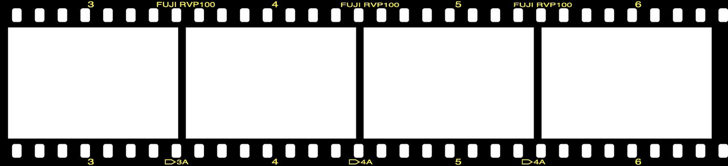Positive film