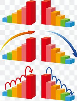 Bar graph (square)