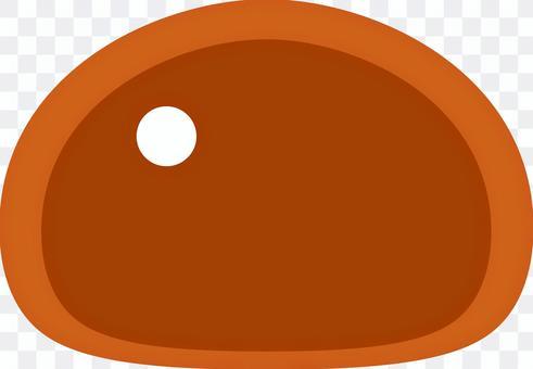 果酱锅面包糕点