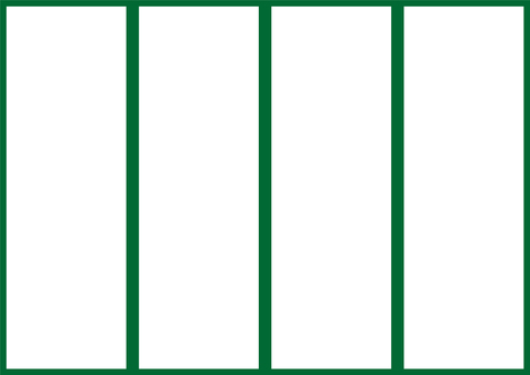 3 幀(條狀,綠色)
