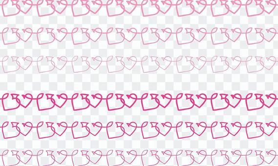 Heart line 01P