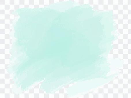 水彩背景綠色