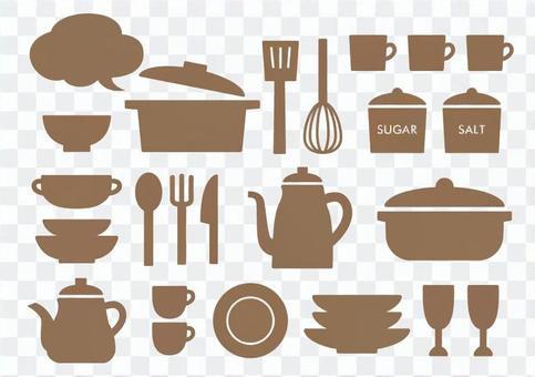 キッチンツール 食器