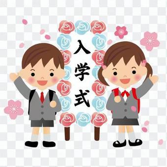 入學儀式(小學)01