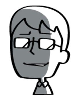 邪惡的眼鏡