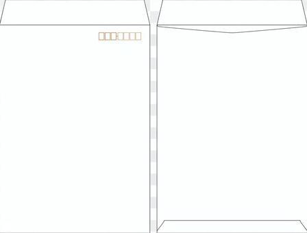Corner 2 Envelope 240 × 332 mm Color Various