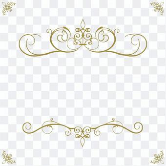 飾りフレーム1