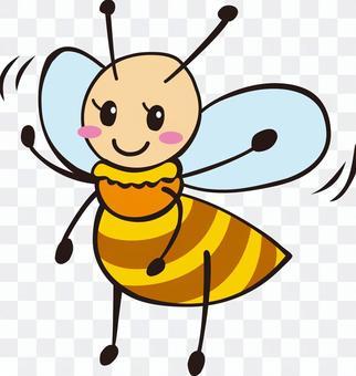 ハチ03-カラー