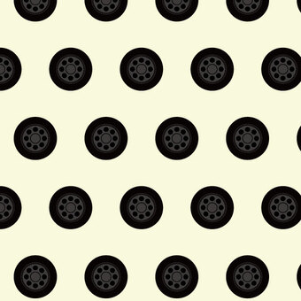 車輪花紋2