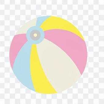 紙氣球(半透明)