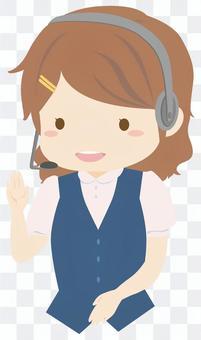 Female Operator B 01