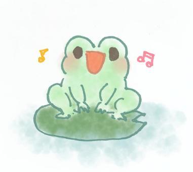 Kero Kero Frog Song