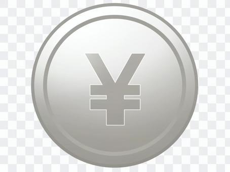 硬幣日元標誌