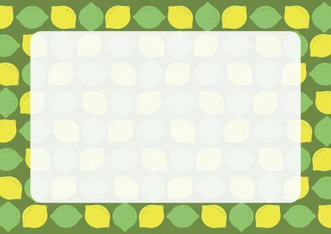 檸檬_檸檬11_框架