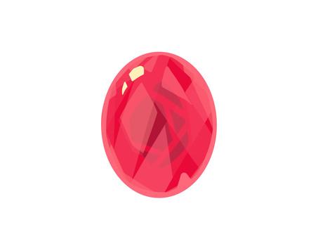 紅色寶石圖標