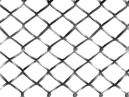 Fence background illustration