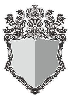 紋章框架部落