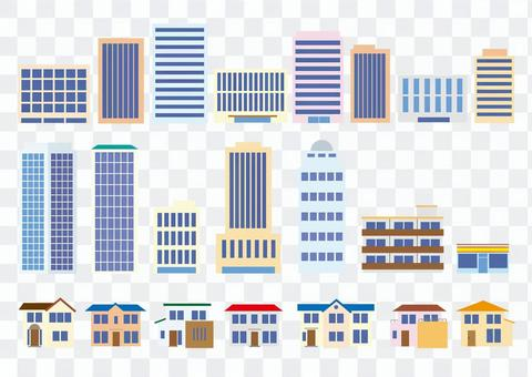 Various buildings and houses_1