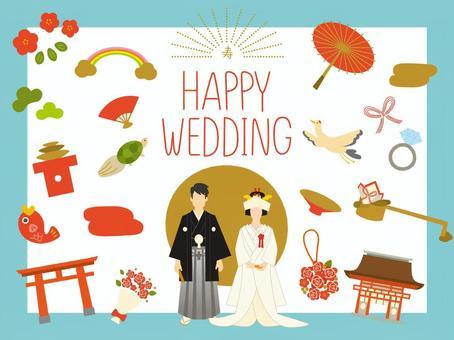 婚禮_和服2