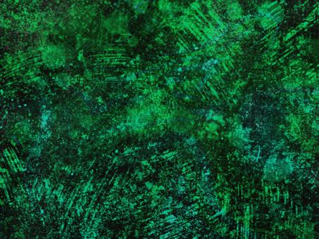 Flashy green background