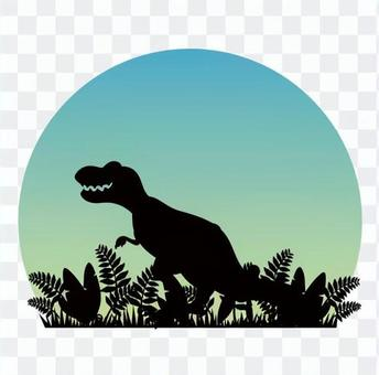 Cool tyrannosaurus