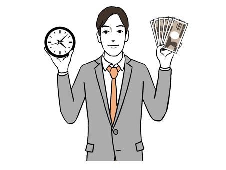 時間和金錢_時間就是金錢
