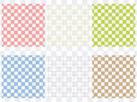 Checker pattern 5