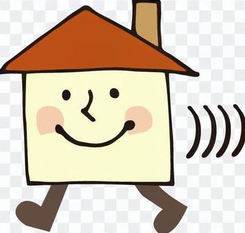 Housing (moving)