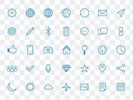 Classic icon set [7] app