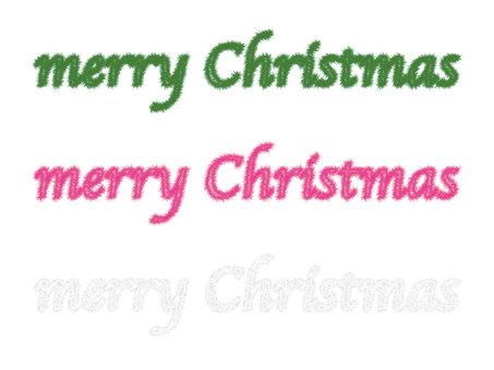 痣字符聖誕快樂