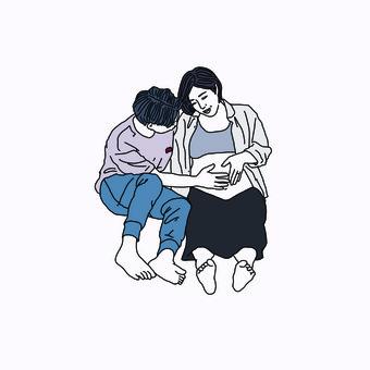 孕婦照 2
