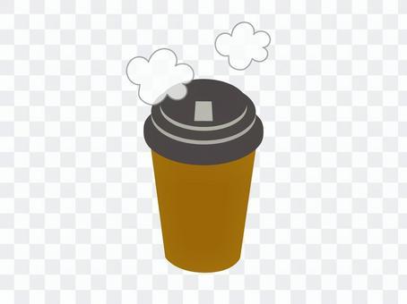 ほかほかテイクアウトコーヒー