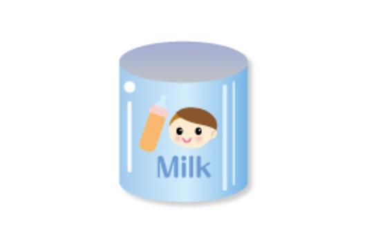 牛奶可以為嬰兒