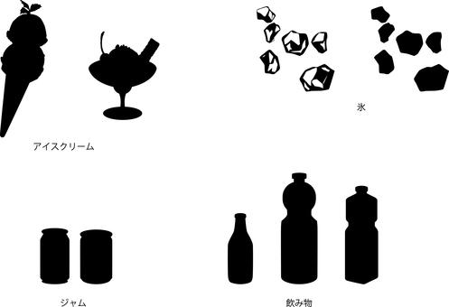 飲料/果醬/冰套輪廓