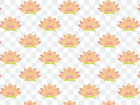 6種日式蓮花圖案②