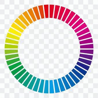 48個色環(劃分)