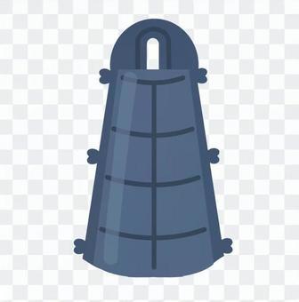 青銅鐘形容器