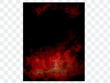 赤と黒の暗いテクスチャ
