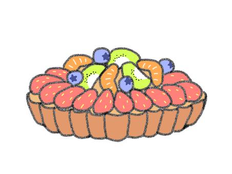 水果art
