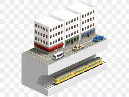 地鐵橫斷面1