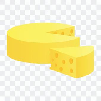 エメンタールチーズ ホール