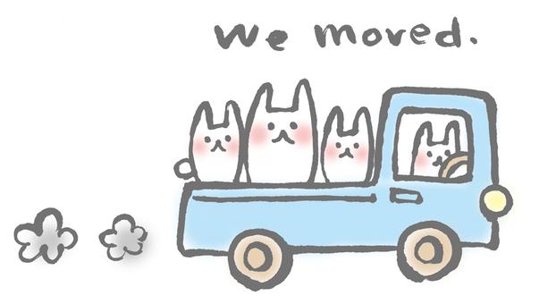 搬家兔子2