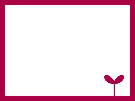 프레임 20 (후타바 핑크)