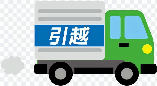 移動的卡車