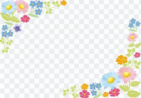春天花框架2