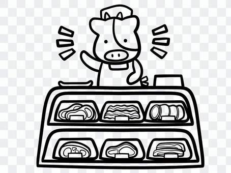 屠夫瑙坤的插圖